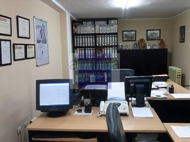 Oficina en oviedo inmobiliaria antu a - Oficinas telecable oviedo ...