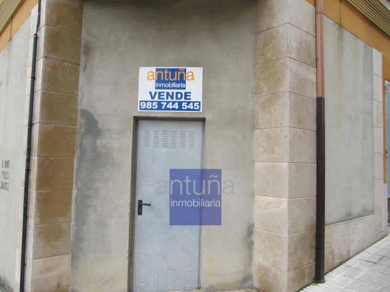 LOCAL COMERCIAL EL BERRON (SIERO)